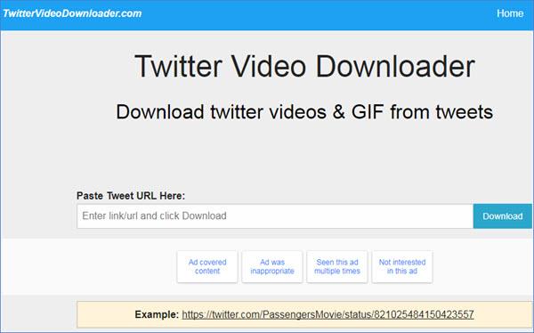 Gif 保存 twitter